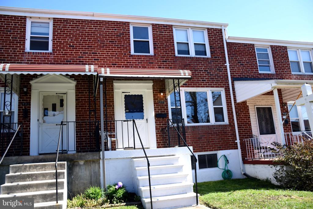 933 PALLADI DRIVE, BALTIMORE, Maryland 21227, 3 Bedrooms Bedrooms, ,2 BathroomsBathrooms,Residential,For Sale,PALLADI,MDBC490372