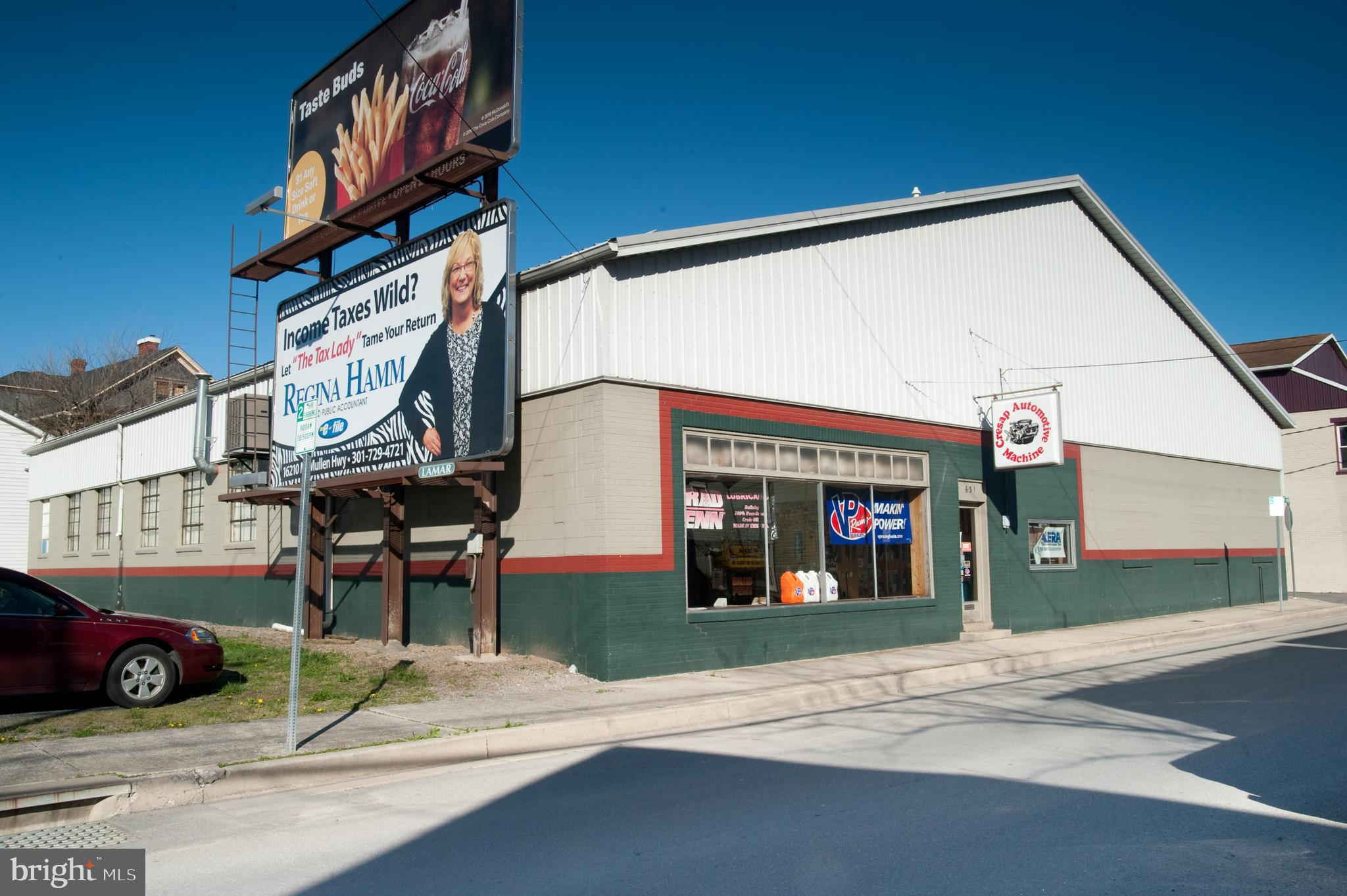 631 N Mechanic Street, Cumberland, MD 21502