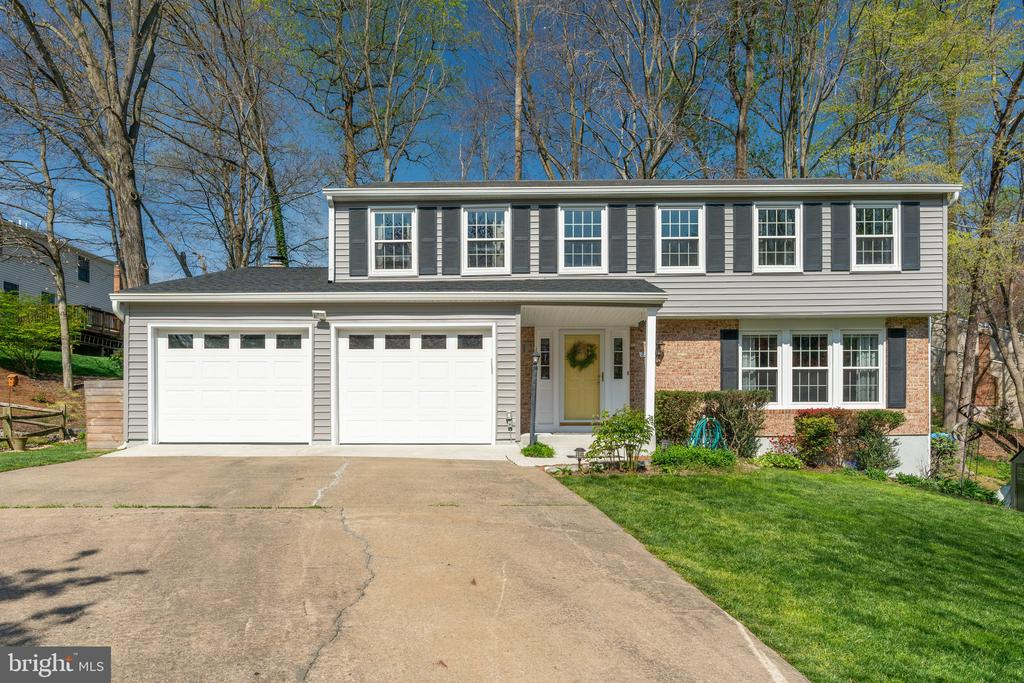 7737  MIDDLE VALLEY DRIVE, West Springfield, Virginia