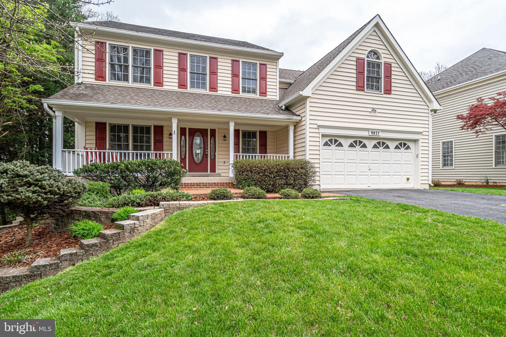 9827 Five Oaks Road, Fairfax, VA 22031