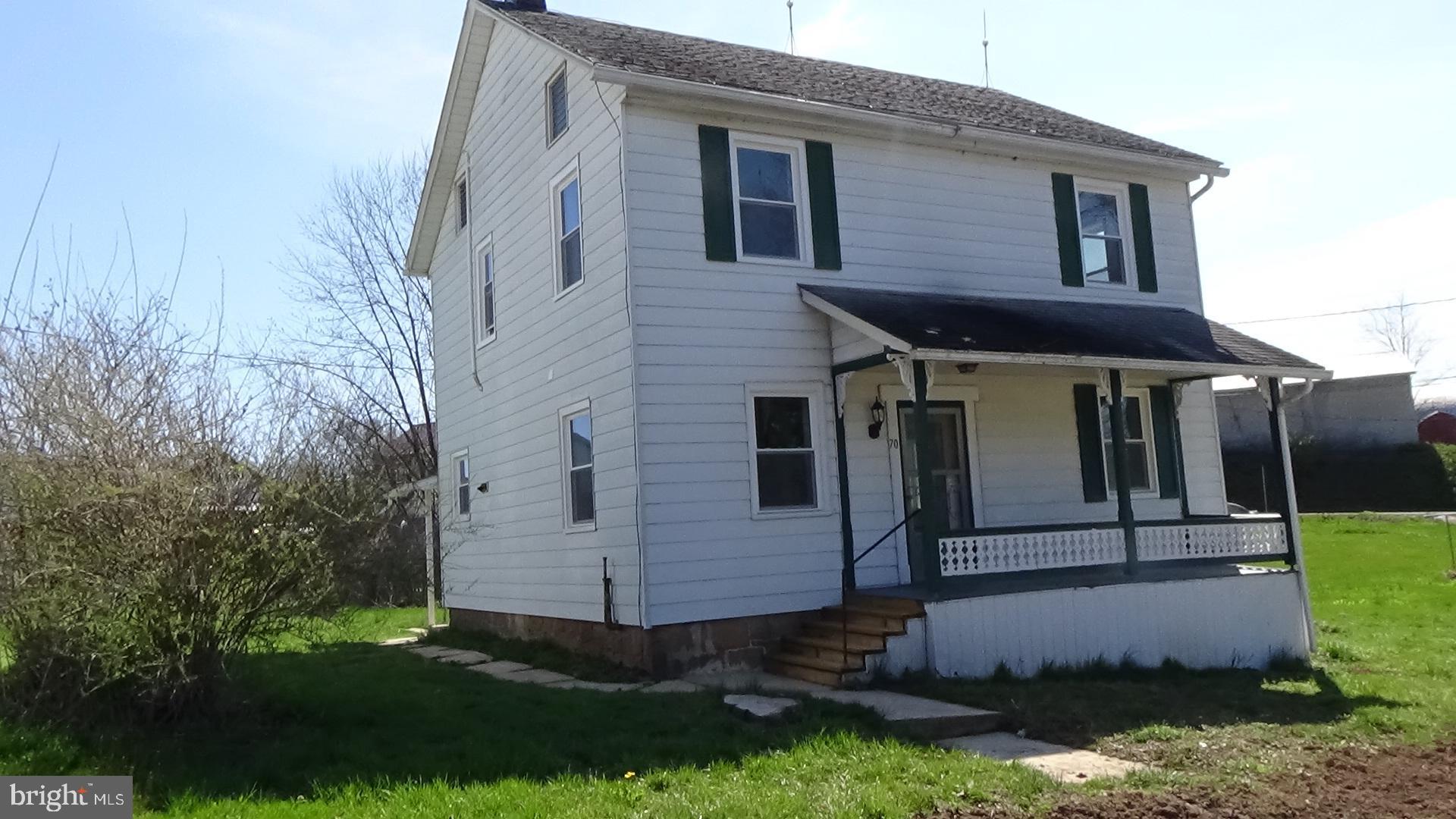 70 Green Park Road, Elliottsburg, PA 17024