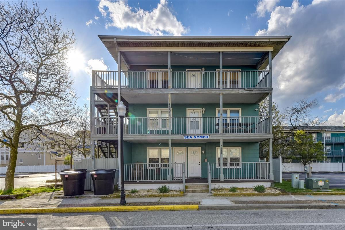 1607 Baltimore Ave #3B Sea Nymph, Ocean City, MD, 21842
