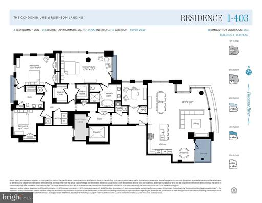 7 Pioneer Mill Way #Residence 1.403, Alexandria 22314