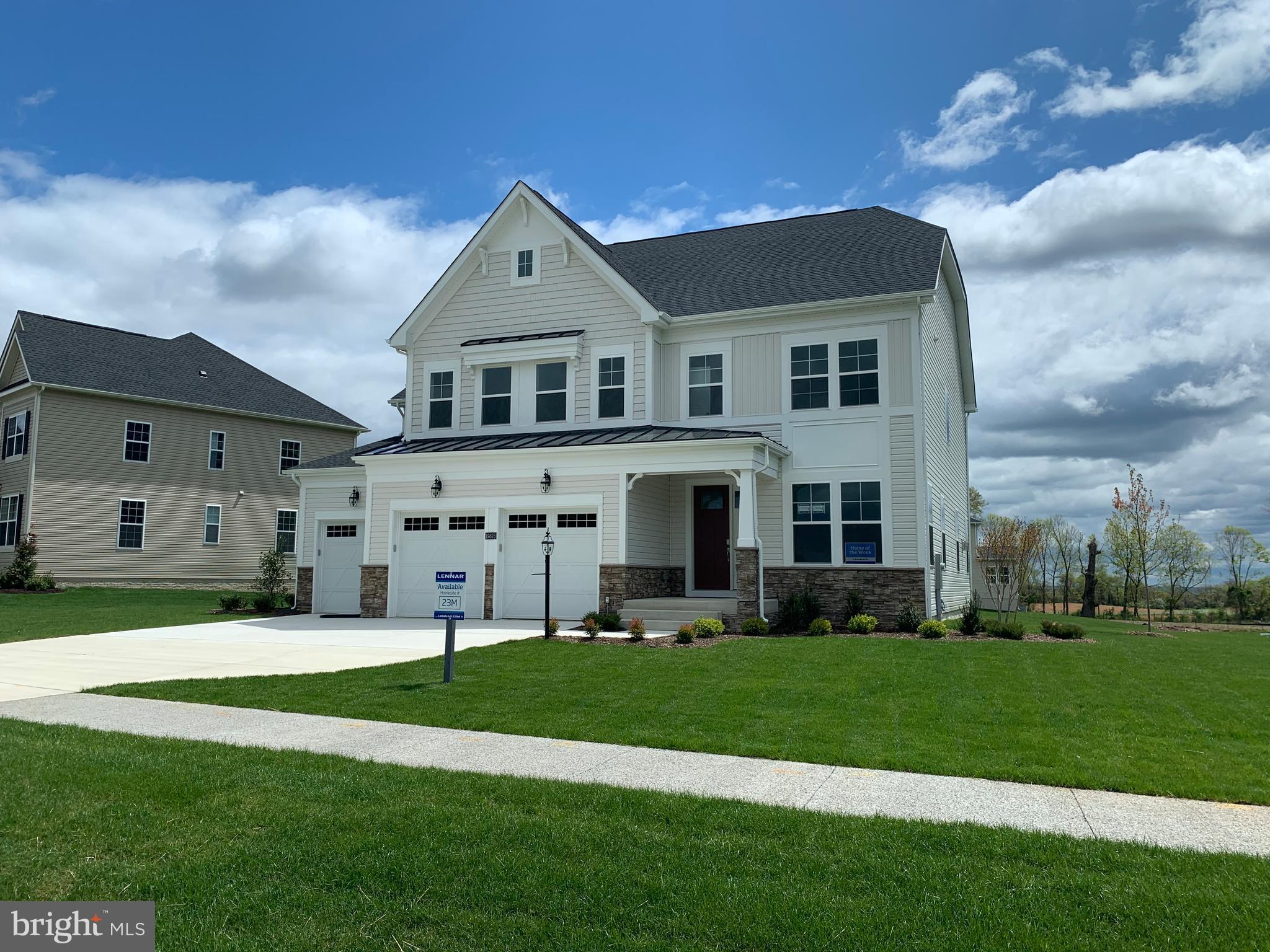Homesite 23, Poolesville, MD 20837