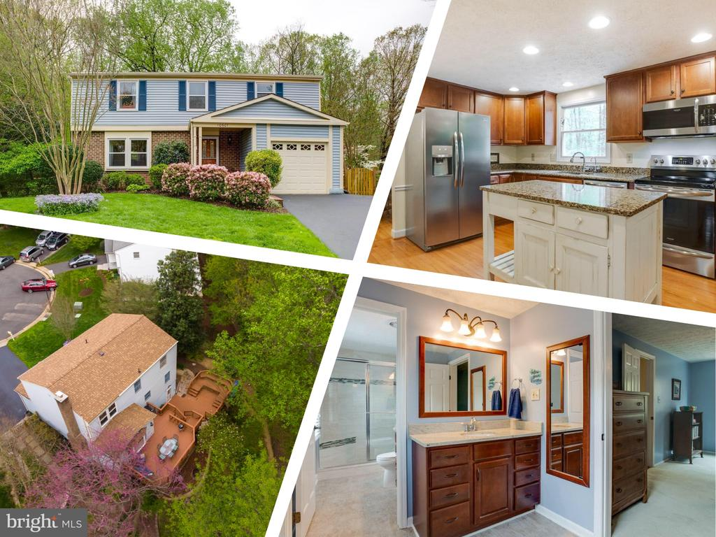10601  GOLDENEYE LANE, Fairfax, Virginia