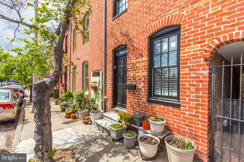 2044 Fountain Street   - Baltimore, Maryland 21231