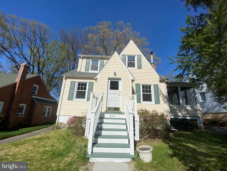 218 Glenmore Avenue   - Baltimore, Maryland 21228