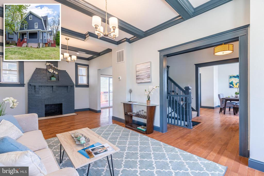 2901 Chelsea Ter, Baltimore, MD  21216