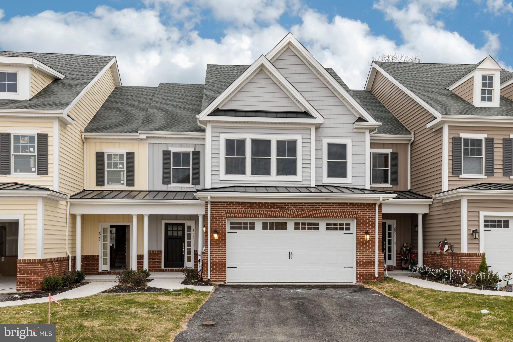"NEW Construction without the Wait! QUICK DELIVERY HOME - MOVE IN THIS FALL!  Welcome to The Canal District at Fort DuPont by Rockwell Custom. Imagine yourself in a brand new home with a serene water view and access to Delaware City boat launch! Enjoy a morning coffee on your screened-in deck and unwind in the evening around the community trails.  The Newbold floor plan features an open concept on the main floor with 3 bedrooms, 2.5 baths and two-car garage.  Expect excellent attention to detail and designer finishes.  On the main open-concept living level, there are hardwood floors and kitchen with granite counter tops, 42""  cabinets with trim, and soft-close hardware.   Ask about the Limited Time Sales Incentive Happening Now! With future shops, hotels, restaurants, movie theater and expanded marina, Fort DuPont is the new sought after Riverfront in New Castle County, Delaware, and the low-maintenance lifestyle you have always craved.  Centrally located near Christiana shopping and dining, Wilmington, Newark, Middletown, Dover and Delaware beaches.  This is a to-be-built home. Photos are for marketing purposes only. The Sales Center is open Monday 2-6pm, Tuesday & Friday 11am-6pm, Saturday & Sunday 12-5pm. Call 302-898-2010 to schedule an appointment. GPS: 260  New Castle Avenue. Delaware City, DE 19706."