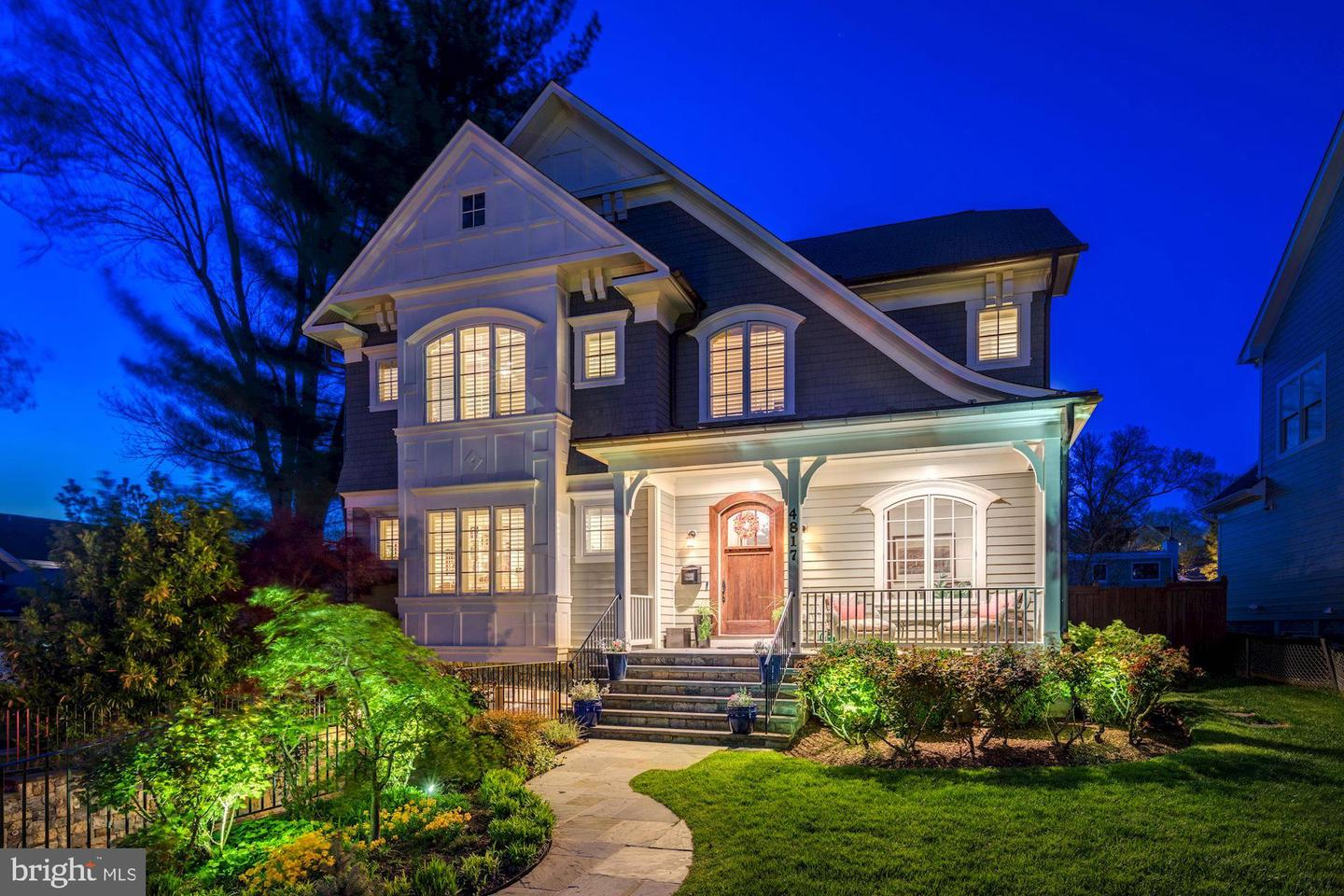 4817 Derussey Parkway   - Chevy Chase, Maryland 20815