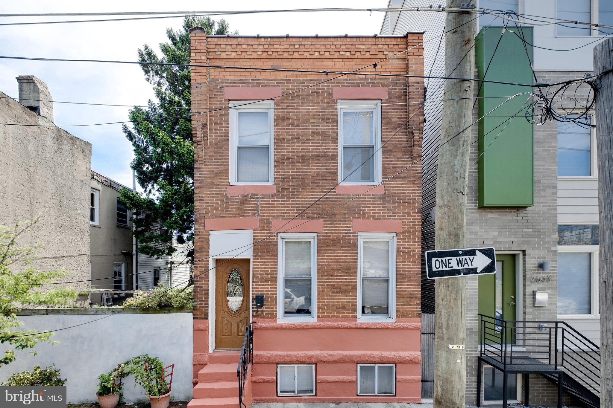 2635 Belgrade Street, Philadelphia, PA 19125