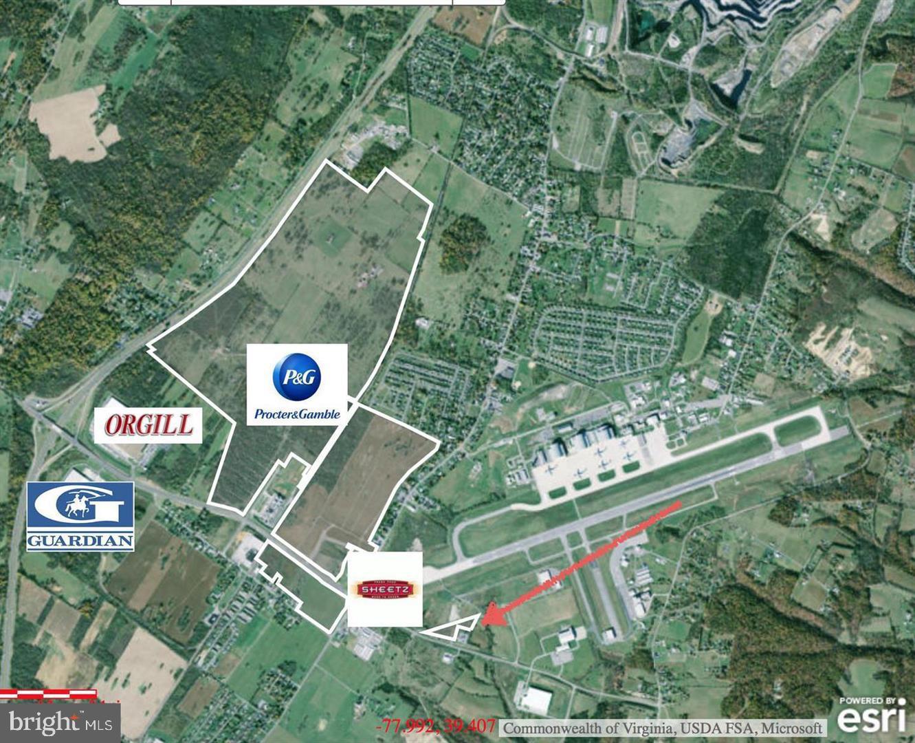 4.11 Acres Novak Drive, Martinsburg, WV 25405