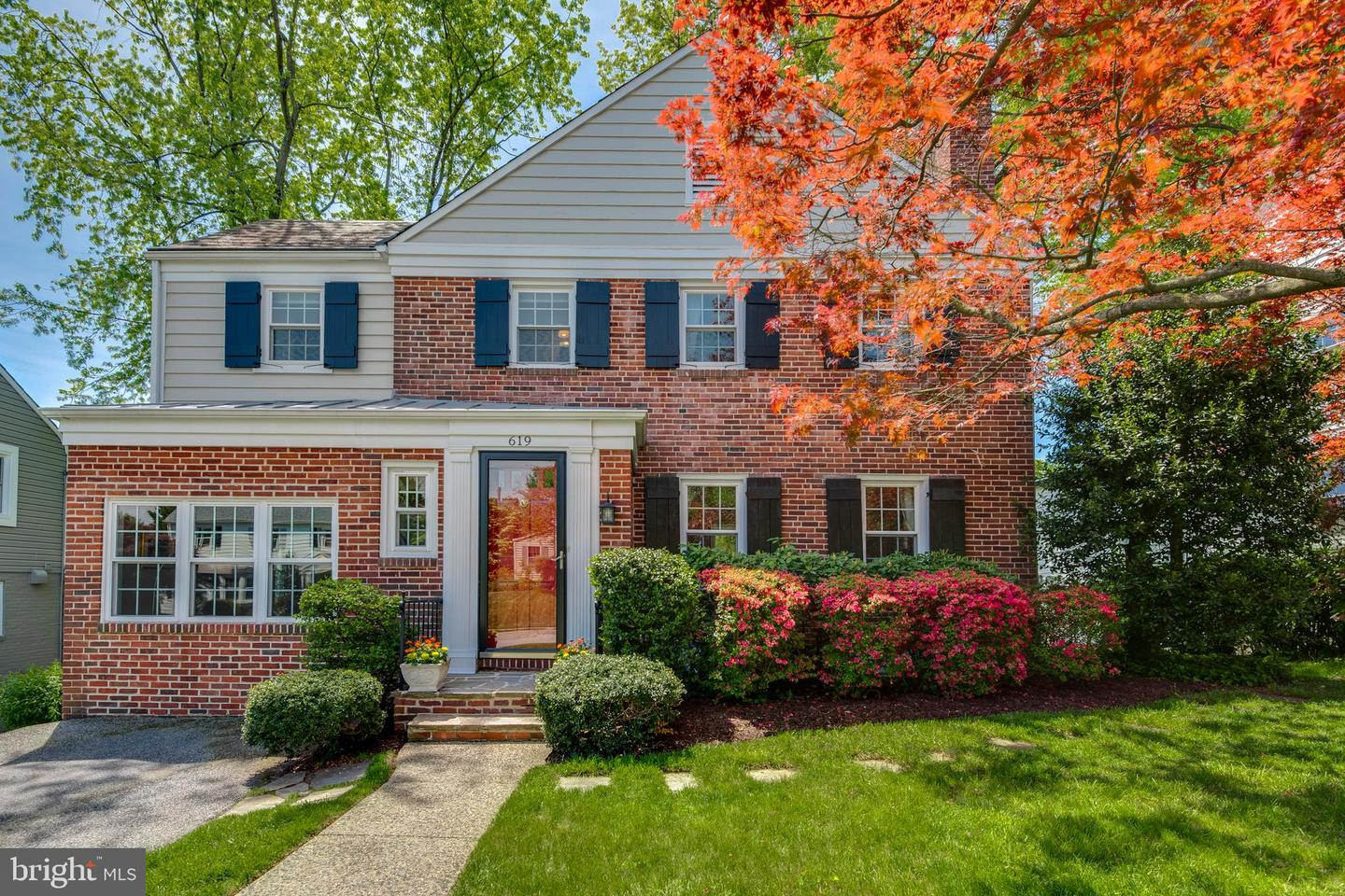 619 Sussex Road   - Towson, Maryland 21286