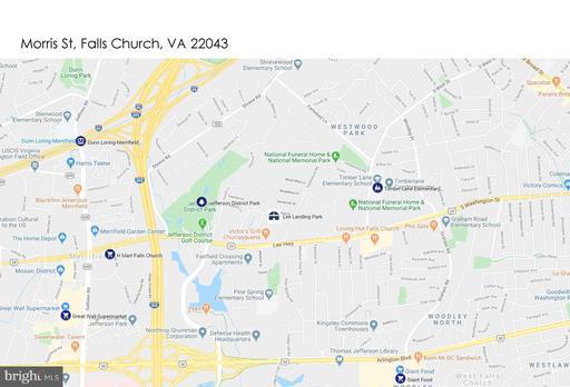 7683 Morris St Falls Church VA 22043