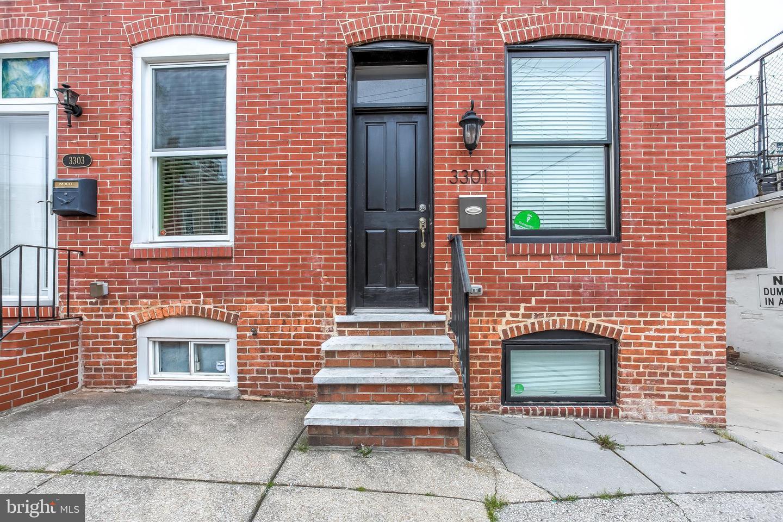 3301 Fleet Street   - Baltimore, Maryland 21224