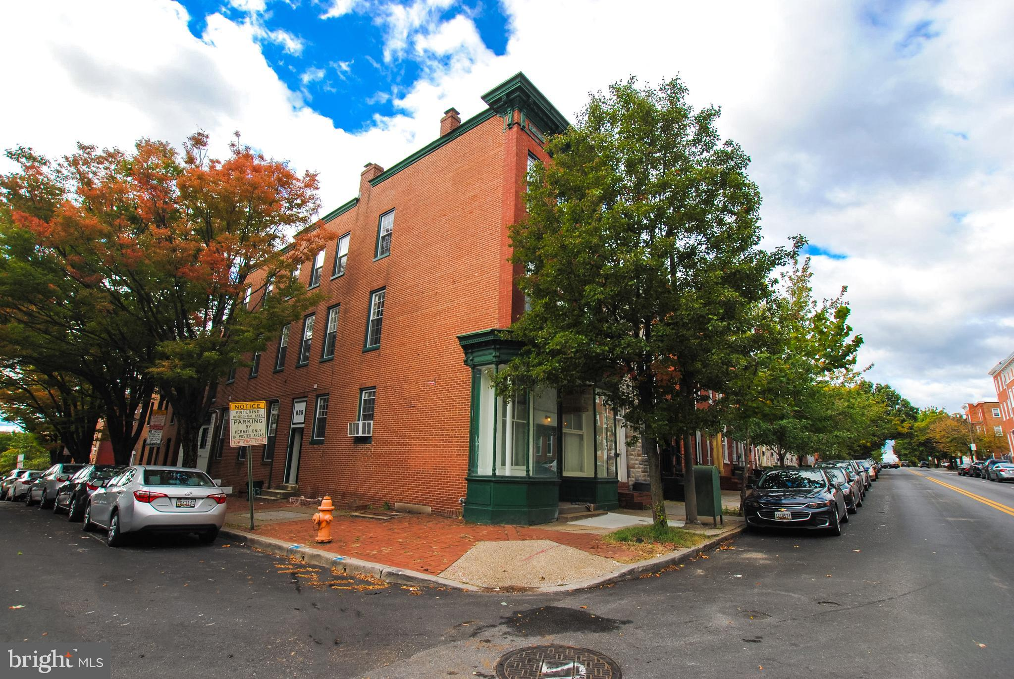 835 W Lombard Street, Baltimore, MD 21201