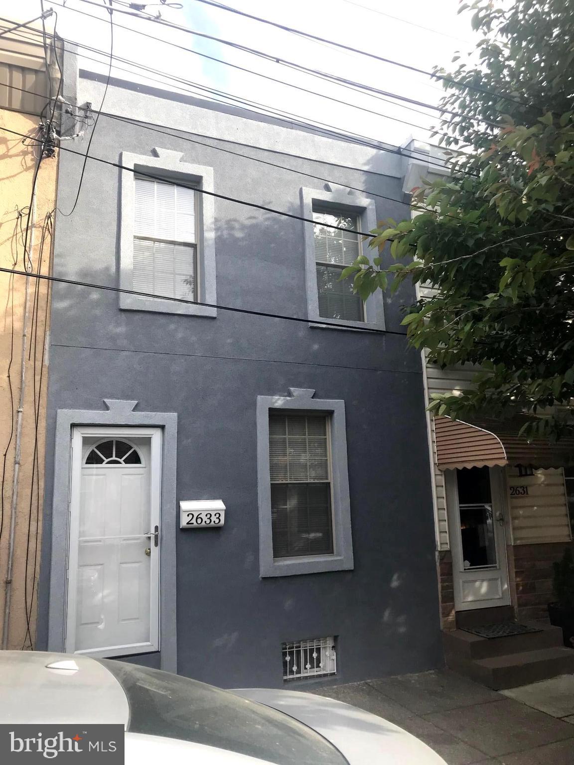 2633 Mercer Street, Philadelphia, PA 19125