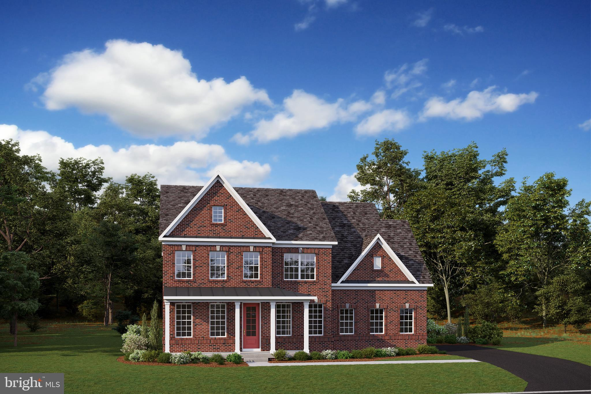 """Welcome to Greystone by NVHomes , a community that more than 90 people have already decided to call home! Greystone features the only single family homes in a neighborhood with sidewalks, rolling hills, and seven miles of trails just minutes from the Borough. The Liberty at Greystone is a modern home for today's family lifestyles. Your stately new home will feature a hardieplank exterior facade with a two-car side entry garage and a covered front portico for greeting guests in style. Inside, the main living level boasts luxury features such as 5"""" hardwood floors, crown moulding, and oak stairs. As you enter into your gourmet kitchen you'll find a grand kitchen island with upgraded CushionClose cabinetry and quartz countertops. Need to work from home? An included private study awaits you off kitchen. Retreat upstairs to an owner's suite with spa bath, including two full walk-in closets. Secondary bedrooms include sizable closets and access to two additional upper level bathrooms. An optional finished lower level is the perfect spot for game night. You will love to call Greystone your new home!  Other floorplans and homesites are available. Photos are representative. NVHomes is taking precautionary measures  to protect our valued customers and employees. Our models are open by by appointment."""