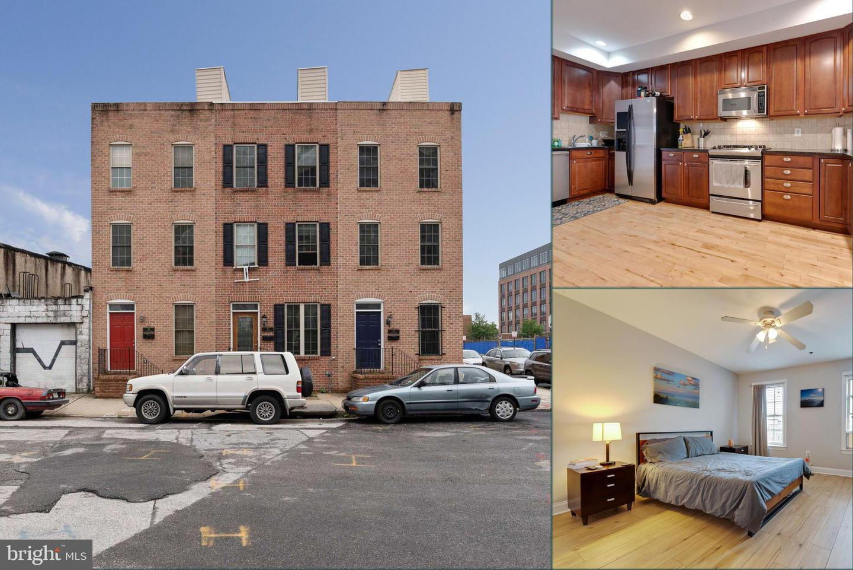 81 West Street   - Baltimore, Maryland 21230