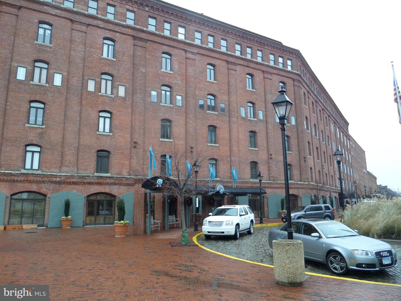 1000 Fell Street  #327 - Baltimore City, Maryland 21231