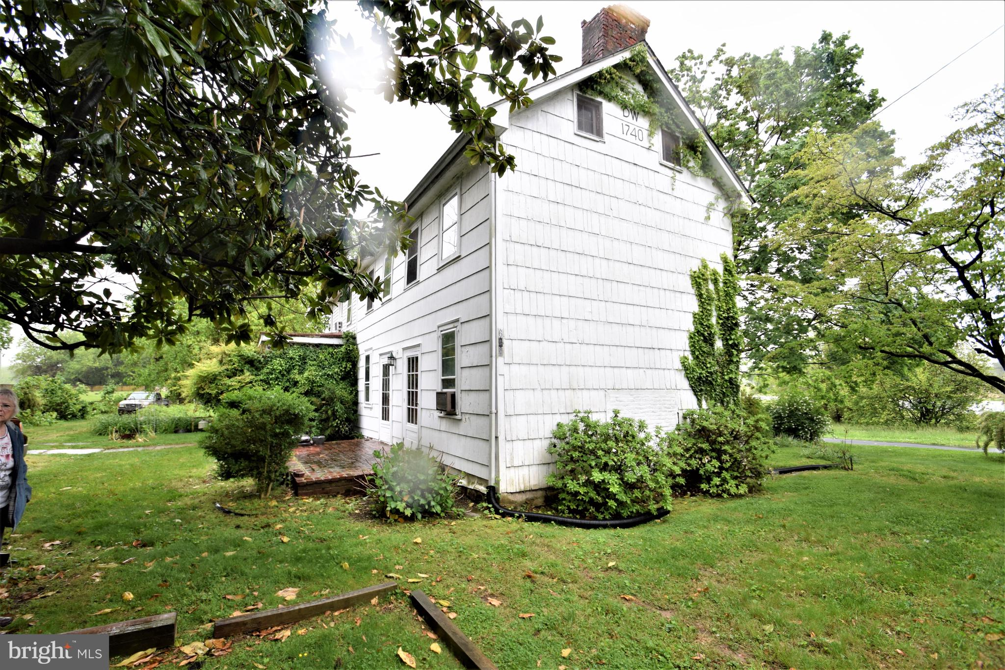 Visit this home virtually: http://www.vht.com/434065140/IDXS - This is a lovely home in Historic Osessa, Delaware. 3 bedrooms and 2 full bathrooms. Charm and character abound! You can purchase with some or all of the antique furniture. Wonderful random width wood floors. Several sets of spiral staircases. Fireplaces galore! Adjacent to the Appoquinimink Quaker meeting house, and across the street from Odessa Memorial Park and playground. Some things such as bathrooms need updating. First floor laundry, large three season room several sheds and out buildings. Home is being sold as-is. Sellers have never lived in the property.