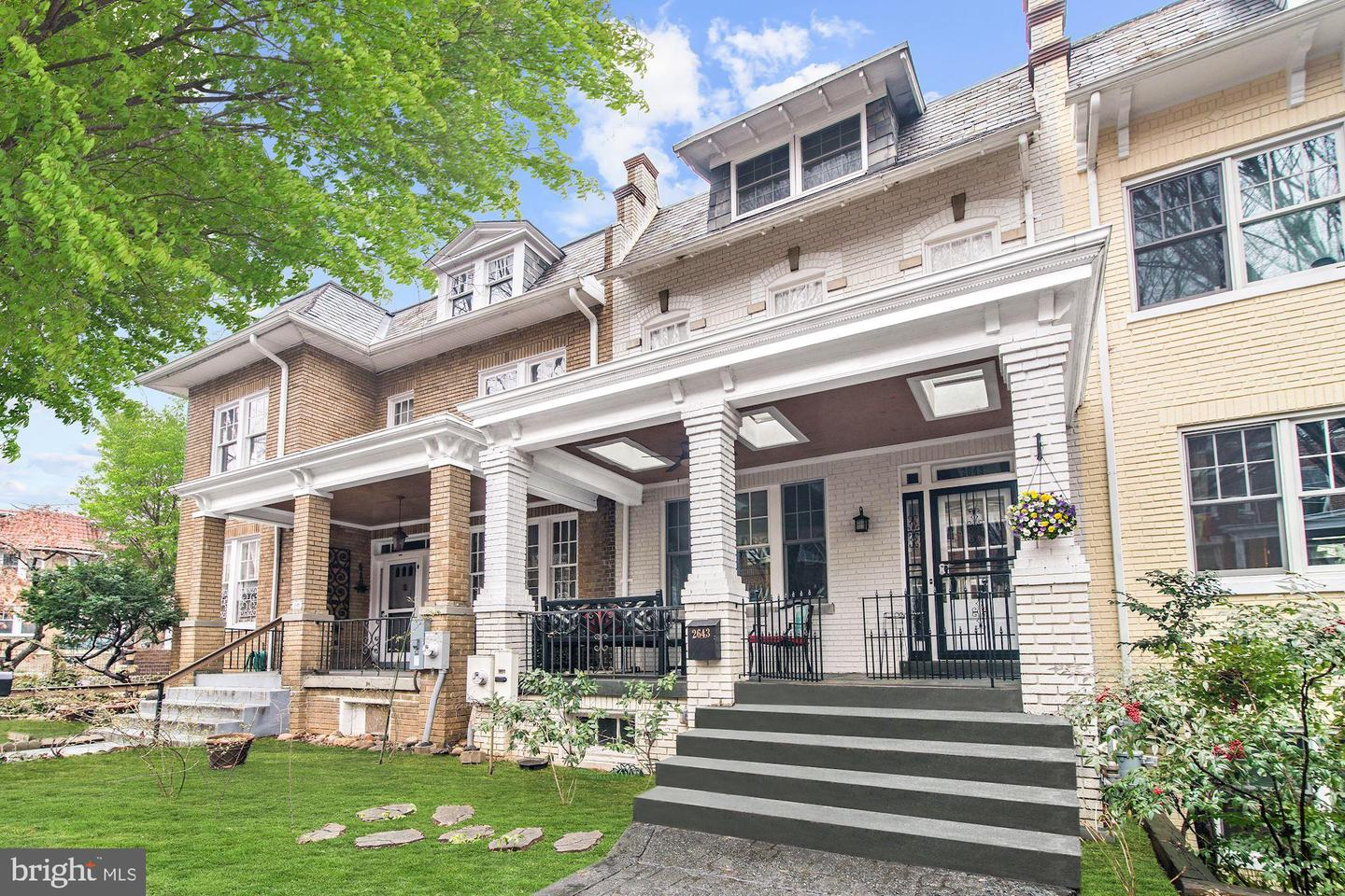 2643 Woodley Place NW  - Washington, District Of Columbia 20008