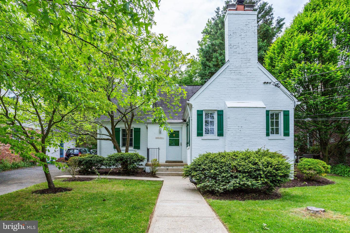 4826 Langdrum Lane   - Chevy Chase, Maryland 20815