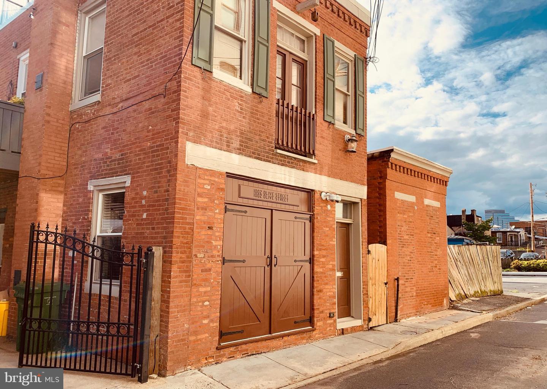 1002 Olive Street   - Baltimore, Maryland 21230