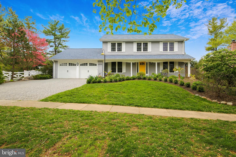 1755 Glastonberry Road   - Potomac, Maryland 20854