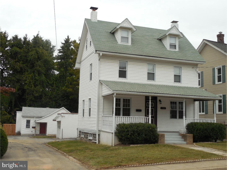 738 Preston Avenue Bryn Mawr, PA 19010