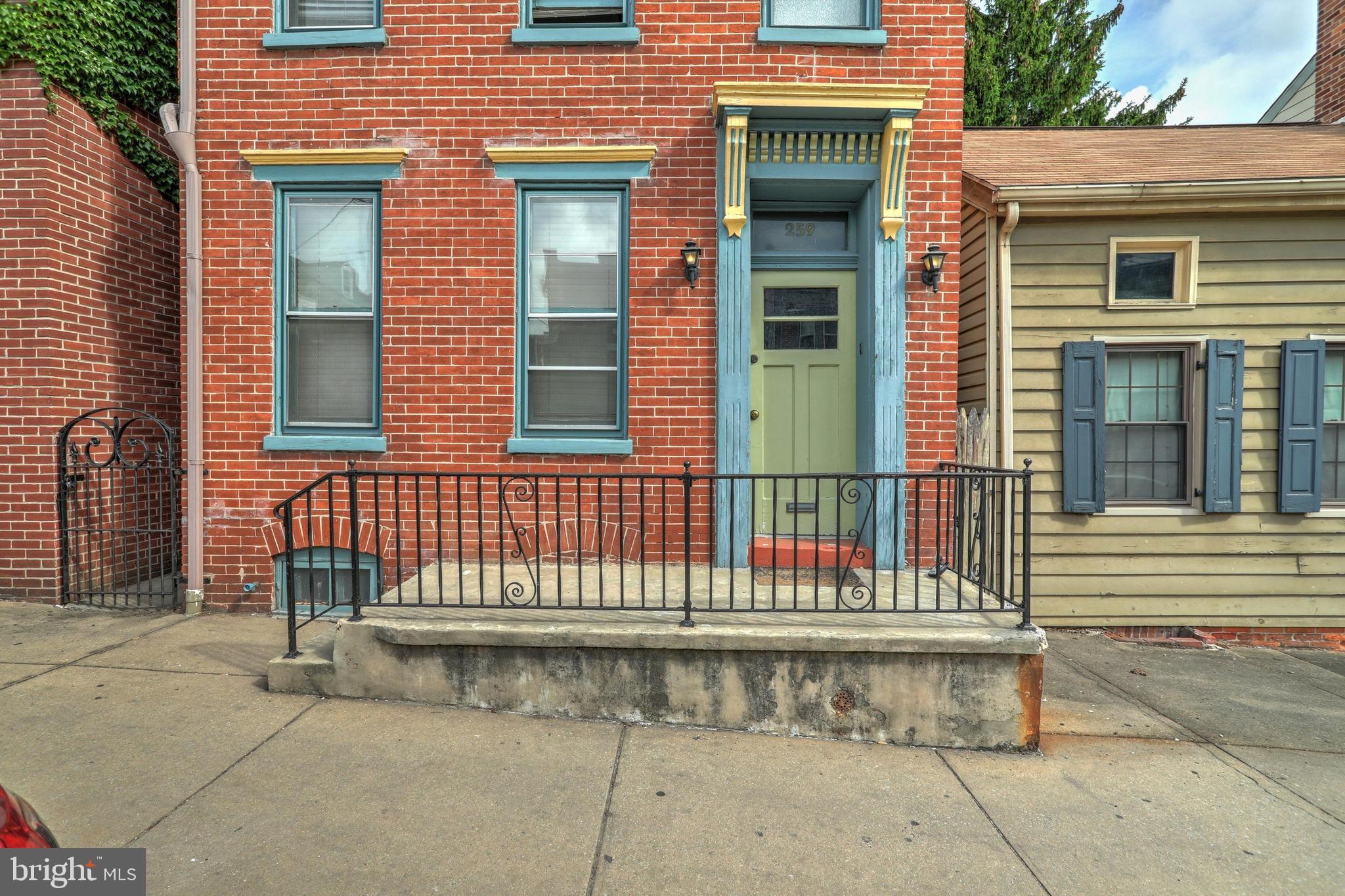 259 W Philadelphia Street, York, PA 17401