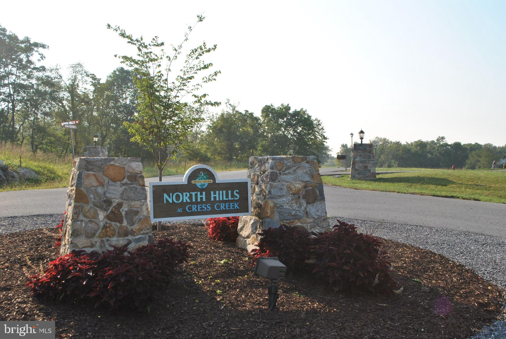 Jefferson Co. premier North Hills at Cress Creek subdivision community offering 10 desirable lots. Lot #3,4,8,9,13,14,15,16,18,20 All lots are between .75 and 1.1 +- acres and priced at $125000 each. With each full price lot closing seller is offering a one year social membership at Cress Creek CC a $1704 current value. Membership in the country club is not a requirement  Please visit North Hills at Cress Creek's web site for building guidelines. Tax docs for each individual lot in documents. Taxes and lot size in listing are for lot 20. Listing agent has original subdivision court house recorded plats in office. Agents and their clients are welcome to stop buy to and make copies around the corner at Specialty Binding. All information is deemed accurate but buyers due diligence is required.  As of 11/29/2020 Lots 4 & 15 are under contract. Cash offers close 12/21/2020 As of 11/30/2020 Lot 3 is under contract.  Closing 31 Jan 2021.  As of 12/16/2020 lot 18 is under contract. Closing 31 Jan. 2021 As of 13 Jan 2021 lot 14 is under contract. Closing 29 Jan 2021 Lots 4 & 15 closed 21 Dec2020 See under closed lots in Bright MLS.