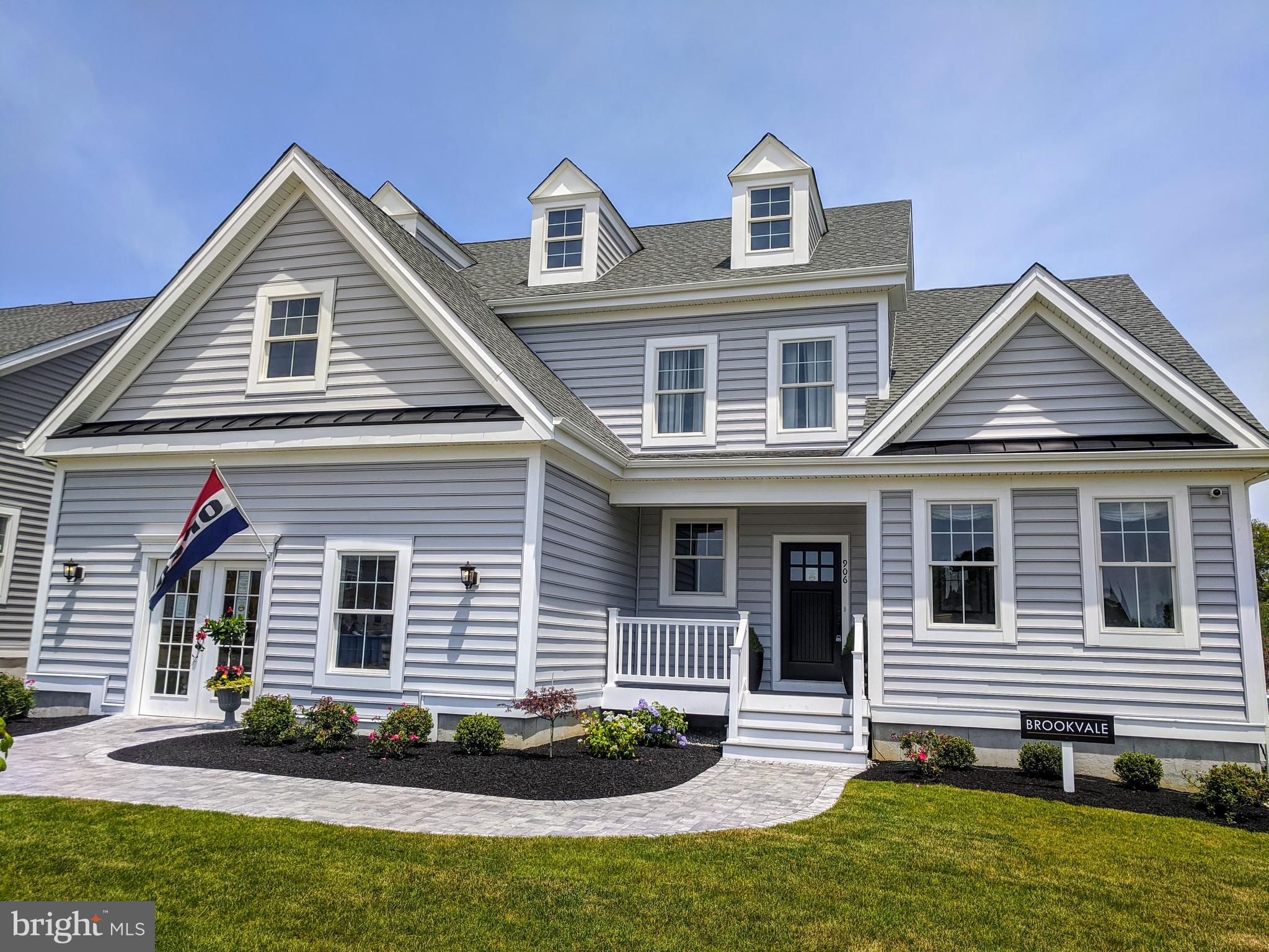 65% Sold Out!  Welcome to The Canal District at Fort DuPont by Rockwell Custom, a brand new waterside community in New Castle County.  The Brookvale is truly a magnificent home featuring the owner's bedroom on the first floor with 2 or 3 additional bedrooms upstairs and 2.5 baths. This home also has a spacious 2-car garage.  Known for it's grand two-story family room and open concept living level, this floor plan is very popular!  The owner's bedroom has a walk-in closet and impressive en-suite bathroom. The homes are centrally located to the Canal Promenade for walking, bike riding or just relaxing.  Take advantage of pre-construction pricing and choose your designer customizations! With future shops, hotels, restaurants, movie theater and marina, Fort DuPont is the new sought after Riverfront in Delaware and the lifestyle you have always craved.  Near I-95, Wilmington, Christiana shops and dining, Newark, South Jersey & southern beaches.  Proposed construction, photos show similar home.  Sales Center open Tuesday, Thursday, Friday 11am-6pm and Saturday, Sunday 12-5pm for appointments. Call 302-898-2010 or email FortDupont@rockwellcustom.com to schedule an appointment. GPS: 260 Old Elm Avenue. Delaware City, DE 19706.