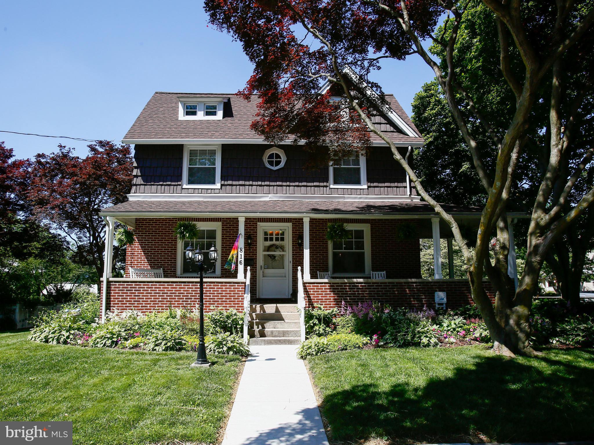 816 Prospect Avenue, Prospect Park, PA 19076