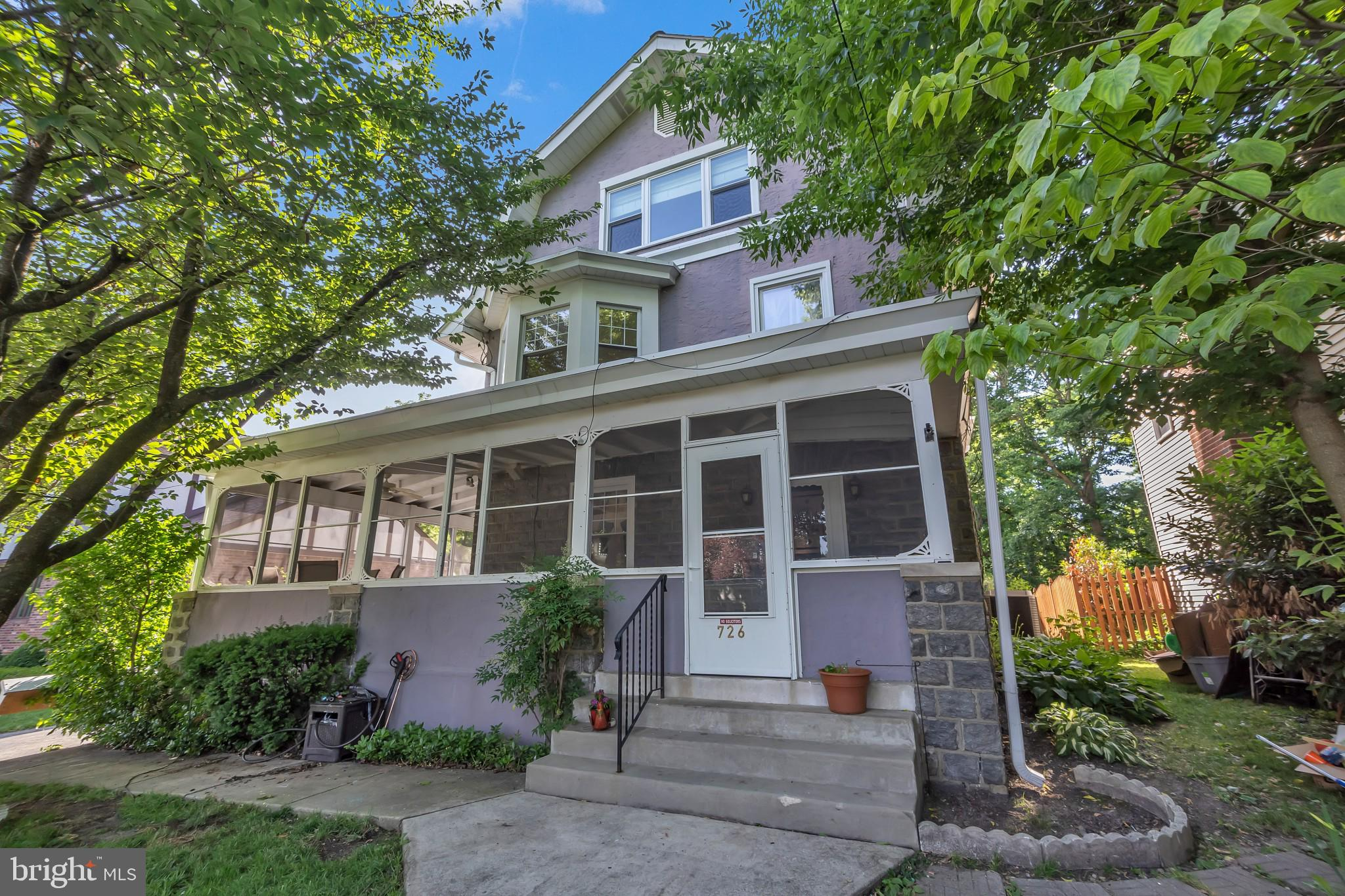 726 Homestead Avenue, Havertown, PA 19083