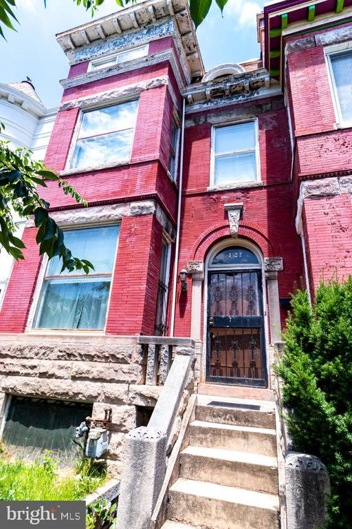 Saturday Shows Only!  No Exceptions. Appointment Only!   Fixer Upper. Good Bones.  Well Maintained.   Air Ducts.  Separate Entrance to the basement.   Lots of opportunities for rehab and renovation.