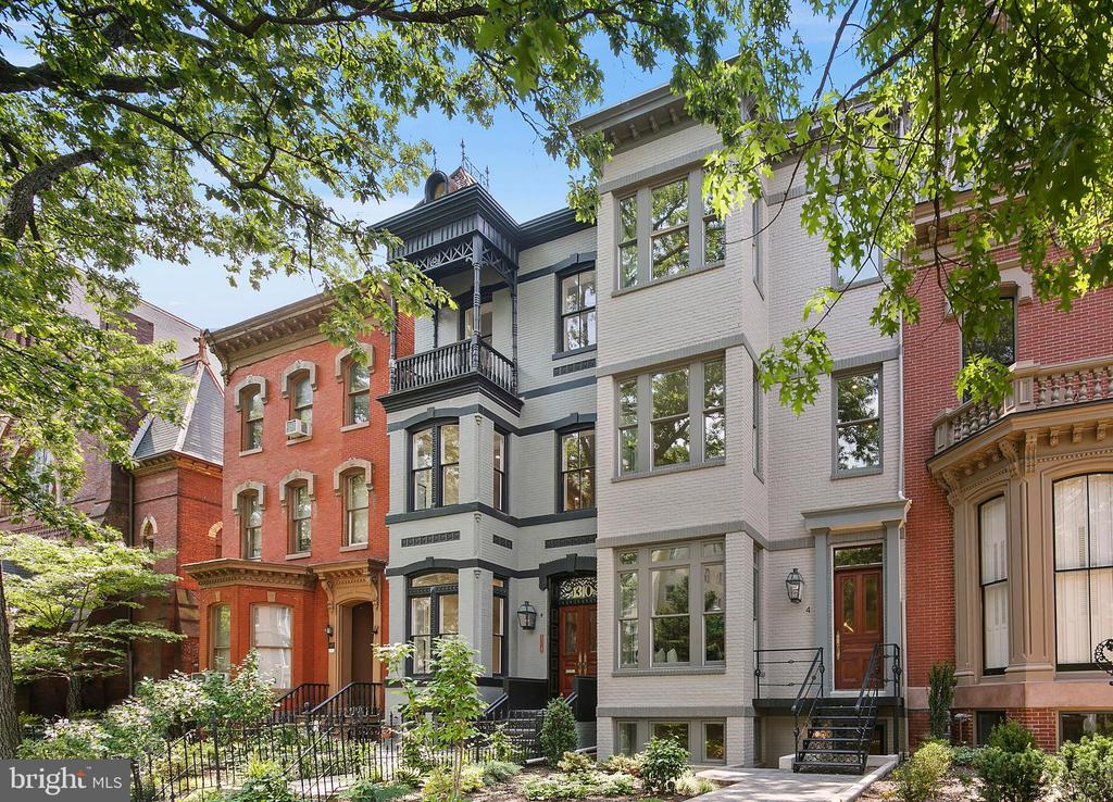 Open Sunday, 1-3 pm!This summer, the wait is finally over for phase two of The Gaslight District, DCs most storied new development nestled in the coveted Logan Circle neighborhood. Discover the convergence of history and modern luxury like never before in these nine exclusive residences that date back to 1874, with nine units set inside a Victorian row home and two additional carriage houses crafted from the propertys original stables. Each of the residences have been reimagined as an impressive collection of homes defined by timeless design, expert craftsmanship, and incomparable period details. This exceptional offering features bespoke finishes at every turn, from herringbone hardwood floors, to handcrafted millwork, soaring ceilings, grand living rooms, designer kitchens, and one of a kind architectural interiors that frame the prestigious views of stately Vermont Avenue.  Experience the vibrancy and convenience of effortless downtown living right from your doorstep. Just moments from a multitude of parks and green spaces, as well as the most sought after shopping, fine dining, and social establishments around, these premier Logan Circle residences are without a doubt the cant miss opportunity of the summer season. Parking is available for purchase, please inquire with the listing agent.