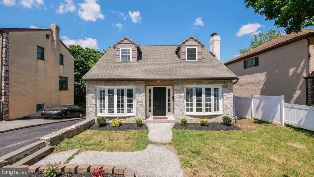 Video tour! - https://www.youtube.com/watch?v=Xbfpfq9GHYc Welcome to 59 Price Street a move-in ready home in Belmont Hills of Lower Merion Township. This home has been fully remodeled from top to bottom offering 4 bedrooms & 3 full bathrooms. The main level features a large family room, lovely living room, spacious dining room, stunning kitchen & full bathroom. The kitchen is fantastic with stainless steel appliances, granite countertops, modern white custom cabinets with more than enough storage space, beautiful backsplash and recessed lighting. Off of the dining room leads to a large deck overlooking  the Wissahickon river valley, the Schukyill river and even the historic Manayunk. The second level offers 3 bedrooms and 1 full bathroom. The master is fantastic with great size and a walk-in closet. The lower level is a fully finished basement with 12 ft ceilings! The basement features a great amount of living space, laundry room and another bedroom with a full bathroom & walk-in closet ensuite. Major upgrades include a new roof, new siding, new windows, new gutters, new HVAC, new kitchen, new bathrooms, new carpet and so much more! 59 Price Street has so much to offer and will not last! Call to schedule a private showing today! Shower doors &  garage disposal will be added prior to settlement.