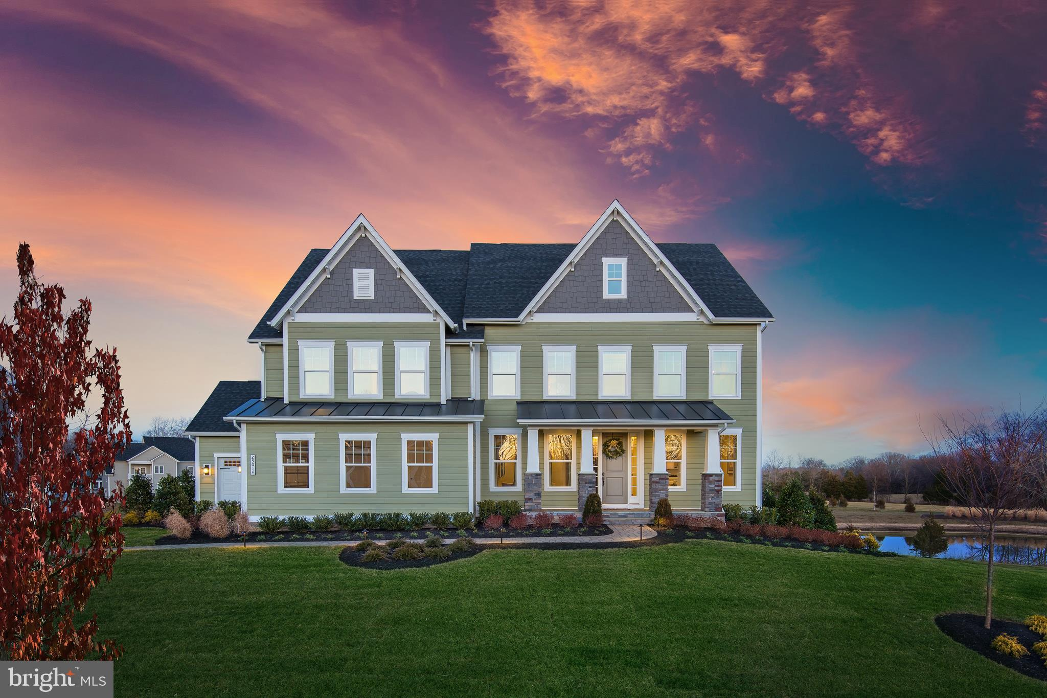 """Welcome to Greystone, featuring the only single family homes in a neighborhood with sidewalks, rolling hills, and seven miles of walking trails just minutes from the Borough. The Stratford Hall at Greystone delivers the grand home plan you want with all the beauty and craftsmanship youd hope for with an included hardieplank facade and bluestone front stoop. As you walk into the foyer you are greeted by light filled spaces feel welcoming. To one side, is the dining room, perfect for formal gatherings. To the other a flex room to make your own, whether its a living room, music room, even add double doors and built-in book cases to make it a library. Walk by a secluded study, perfect for working from home or even an option first floor suite, and central oak stair case as you enter the magnificent two-story family room. Off the family room you will find an open concept kitchen and dinette space with upgraded CushionClose cabinetry, quartz countertops, oversized island, and 5"""" hardwood floors.  This space is great for entertaining and large family gatherings. You ll love the family entry off of the 2-car side entry garage featuring an arrival center to drop all of your bags. 3 and 4 car garages available. The second floor continues to give you the same sense of arrival as on the first floor with a wide hallway overlooking the family room. Each of the bedrooms feature a walk-in closet and its own bath. The luxurious owners suite with dramatic double door entry offers a cozy sitting area, two enormous walk-in closets with a mirror, a spa like bath and roman shower, and separate water closet. Your included finished basement with full bathroom gives you even more space to spread out and entertain.You will love calling the Stratford Hall your home!"""