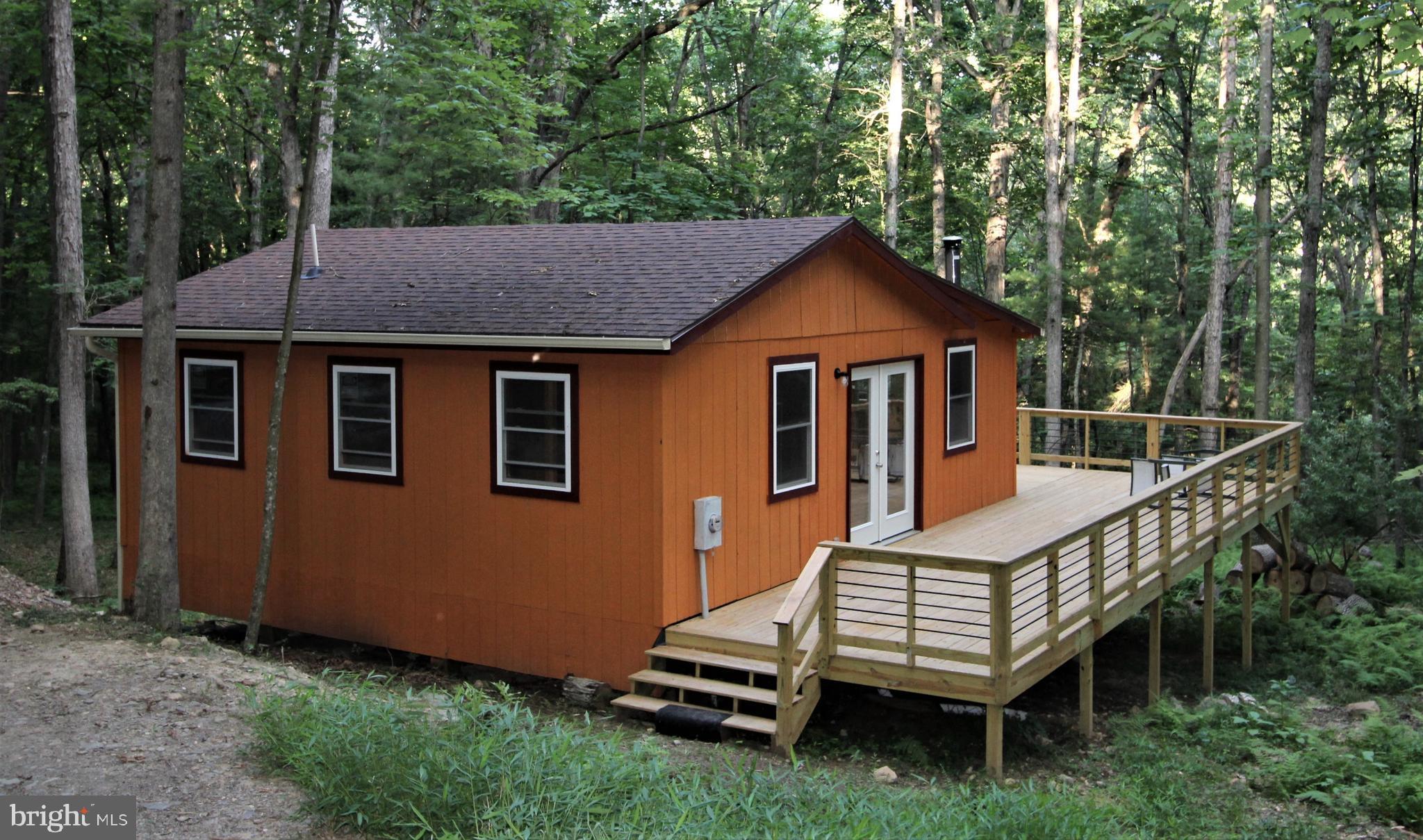 650 Wild Turkey Ridge, Wardensville, WV 26851