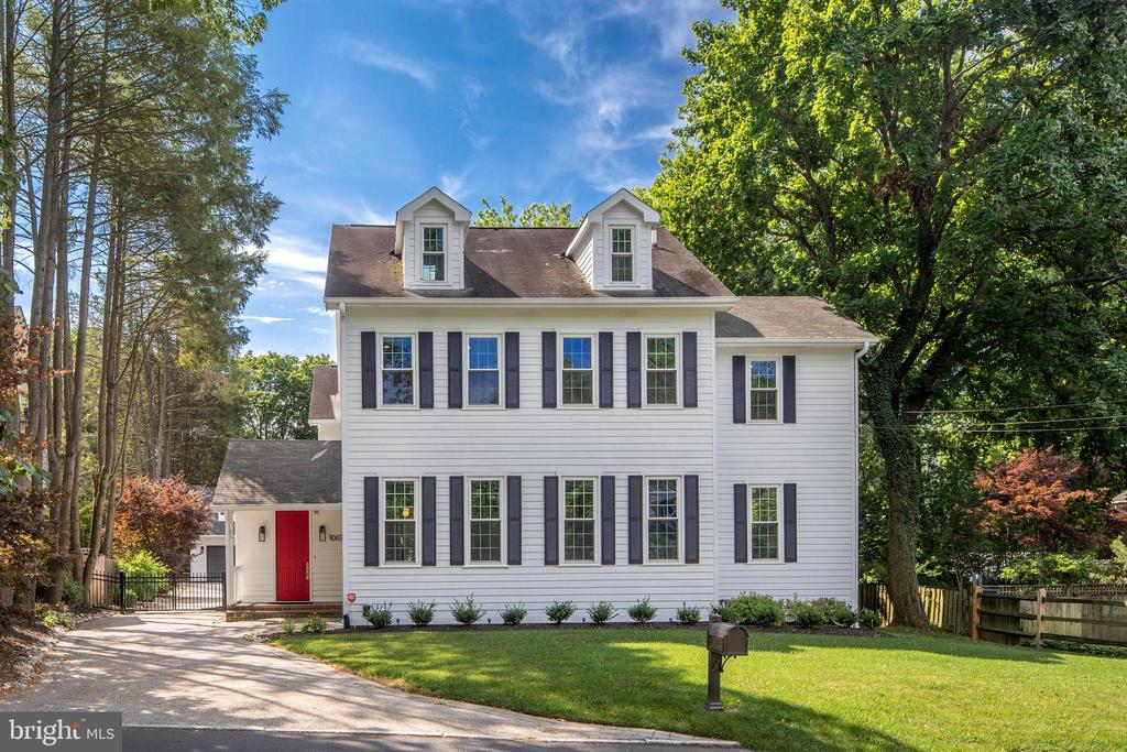 This exceedingly charming, top-to-bottom renovated modern home in historic Gladwyne will win your heart with its incredible curb appeal & location with beautiful grounds; here is the epitome of a family dream house that has no compromises. Every detail is tailored to quality, comfort & elegance. You~ll enjoy a gated driveway where the kids can play safely, and wonderful outdoor areas, a huge wraparound covered porch and generous private rear grounds for sports, entertaining & kids~ activities. Inside, you~ll find gorgeous wood floors, airy ceilings, a striking staircase, tasteful wainscoting & sleek recessed lighting will make an impression, while oversized windows brighten generously-sized rooms throughout. The expansive open-plan living/dining room with high 12~ ceilings is a perfect setting for quiet nights with loved ones or large gatherings on special occasions. The connecting chef~s kitchen inspires culinary creativity with premium stainless-steel appliances, custom cabinets, granite countertops & center island with seating. Nearby, a butler~s pantry with wine fridge offers easy serving, and a lovely breakfast room with built-in bench accommodates casual meals. The spacious family room with a wood-burning marble-surround fireplace & dual sets of French doors leads to the amazing covered porch. This oasis provides nearly 1,000 sf of bliss for cocktail parties, morning coffee, reading the paper, al fresco dining, children~s playtime & savoring the views. Completing the main level is a powder room, laundry room and plenty of storage.Upstairs awaits a fabulous vaulted master bedroom suite with a wood-burning fireplace, sitting room & big walk-in-closet. Refresh in the luxe spa bathroom with double sinks, an oval soaking tub & glass-enclosed shower. Four more bedrooms plus 2 hall baths are ideal for family and provide options for a home office, den and or exercise room.  Level 3 presents a private bedroom suite with bathroom & skylights. The finished lower level extends the living area with a family room/rec space, full bath, au-pair/in law room & lots of storage. Other highlights of this gem include a 2-car detached garage, full-house generator, new hot water boiler & new hardscaping with sophisticated drainage. The location is supreme, in the award-winning Lower Merion School District walkable to Gladwyne Elementary, Gladwyne Village shops, the library, parks, trails & more, with convenient access to Routes 476 & 76, Center City & PHL Airport.