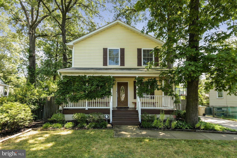 9541 Rhode Island Avenue   - College Park, Maryland 20740