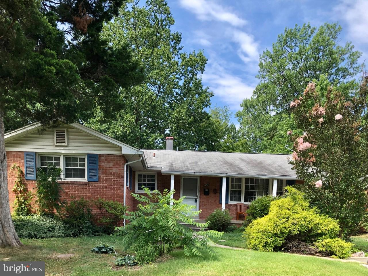 3528 Marlbrough Way   - College Park, Maryland 20740