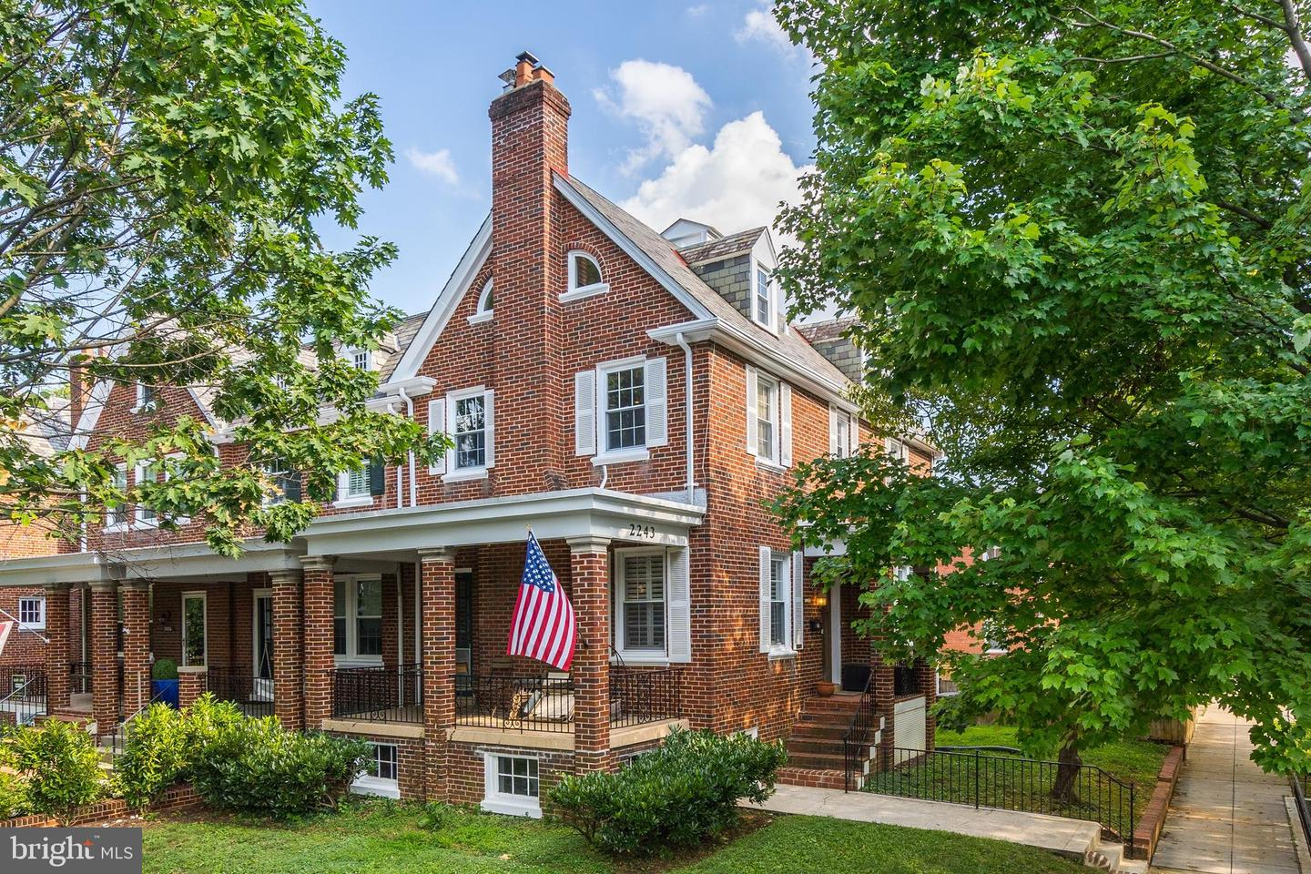 2243 40th Street NW  - Washington, District Of Columbia 20007