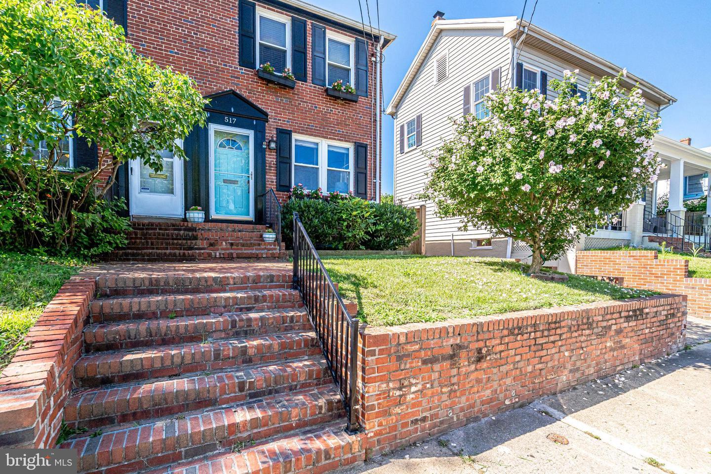 517 Custis Avenue   - Alexandria, Virginia 22301