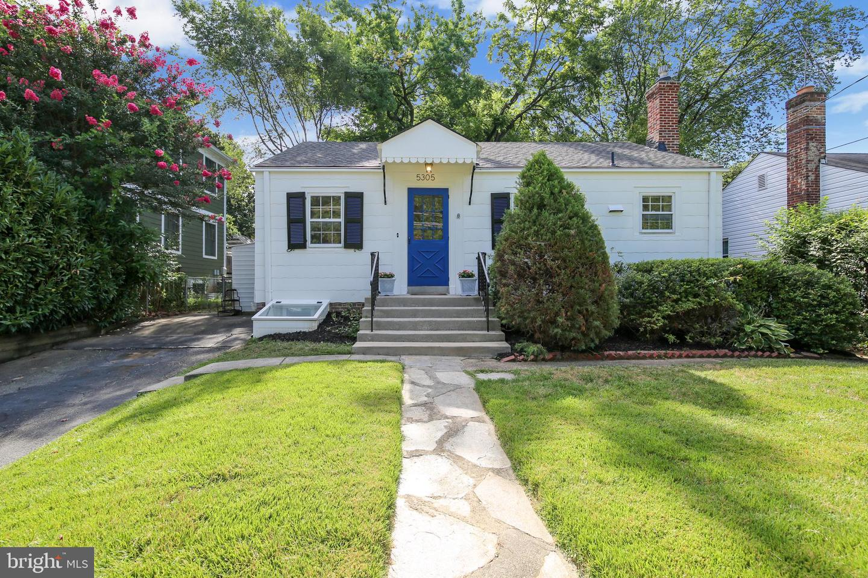 5305 Willard Avenue   - Chevy Chase, Maryland 20815