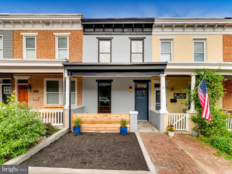 3441 Chestnut Avenue   - Baltimore City, Maryland 21211