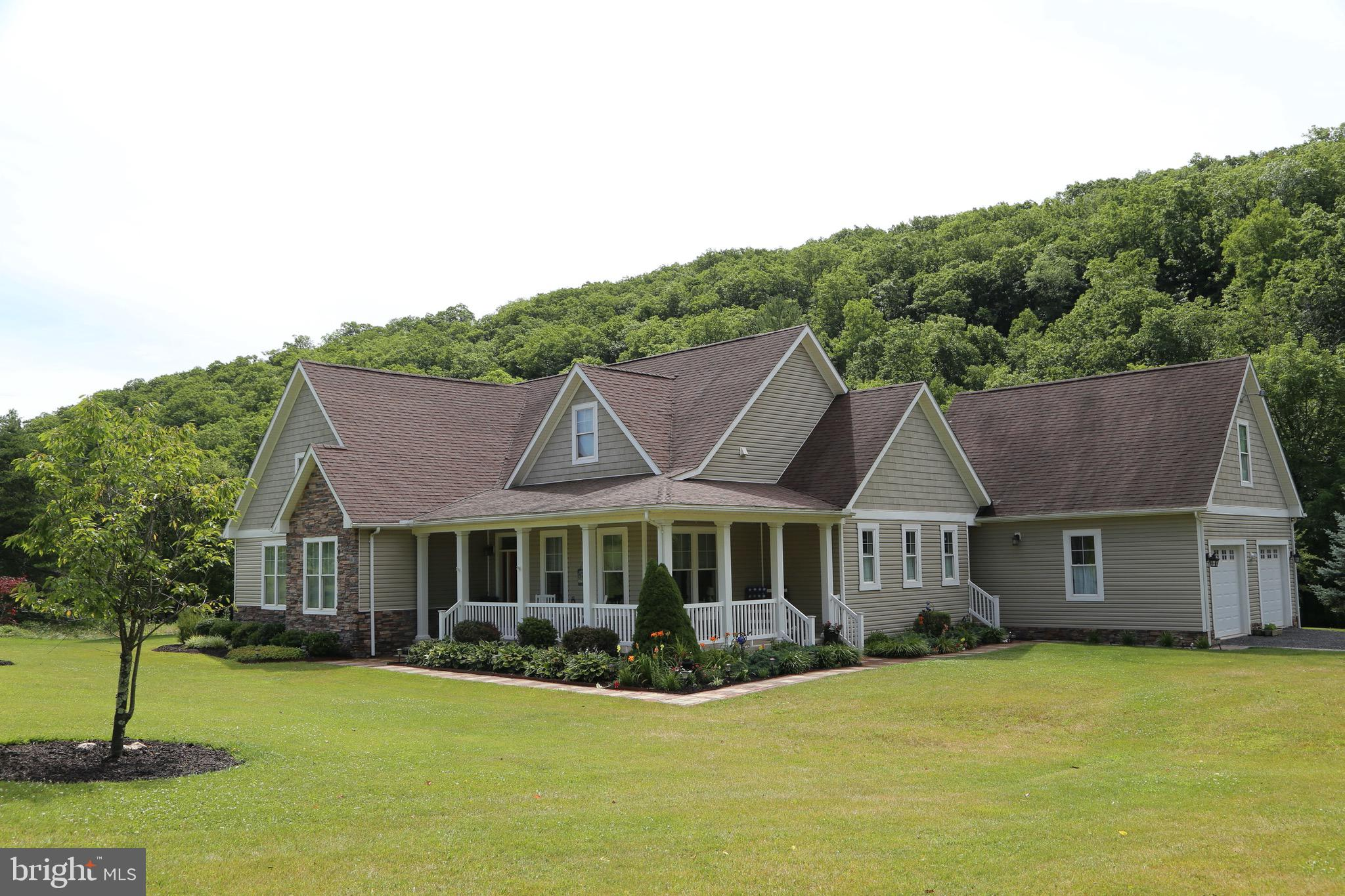 1296 Upper Skaggs Run Road, Baker, WV 26801