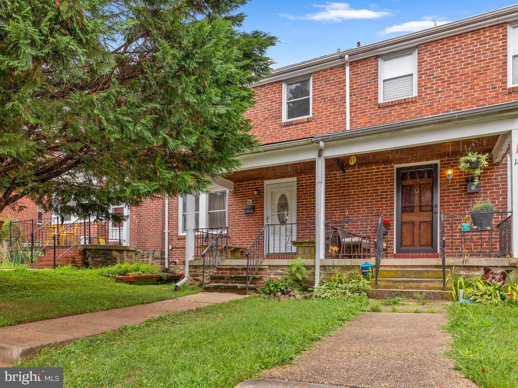16 Prospect Avenue   - Baltimore, Maryland 21228