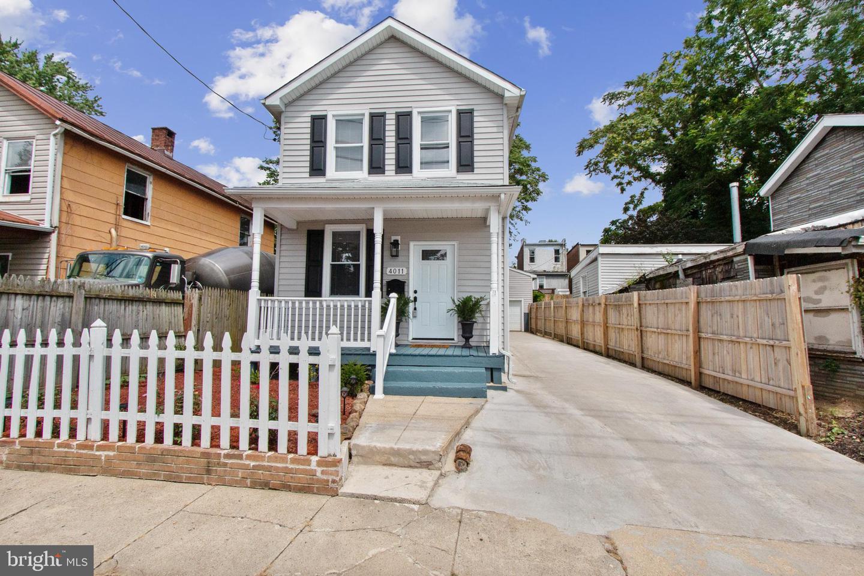 4011 Evans Chapel Road   - Baltimore, Maryland 21211